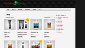 e-commerce web designer